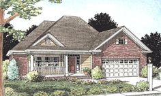 House Plan chp-21439 at COOLhouseplans.com