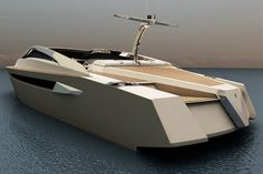 Presentation of the latest yacht - Antagonist, a 37 foot open weekend cruiser, made by Art Of Kinetik. Float Your Boat, Concept Ships, Yacht Boat, Yacht Design, Luxury Yachts, Water Crafts, Boats, Behance, Ships