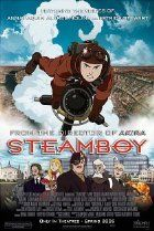 I loved this movie, and I typically do not like anime. Steamboy is a 2004 Japanese animated steampunk film. The film was in production for ten years and utilized more than drawings and 440 CG cuts. Watch Cartoons, Movie Posters, Anime Movies, Steampunk Movies, Animated Movies, Movies, Steampunk Films, Cartoon Online, Film
