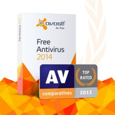 AV-Comparatives has awarded avast! Free Antivirus as the Top Rated Program of 2013.
