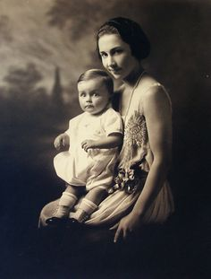 Mother and Child c.1921