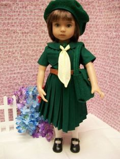 *13-Effner-Little-Darling-Old-Fashioned-Girl-Scout-Outfit