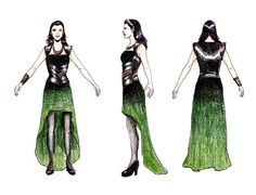 Vogue Loki - I finally finished a costume! (Photo Heavy)