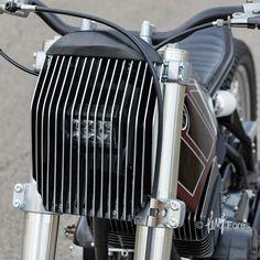 New Motorcycle Custom Ideas Honda Cb Ideas Tracker Motorcycle, Motorcycle Headlight, Motorcycle Design, Bike Design, Cafe Bike, Cafe Racer Bikes, Scrambler, Café Race, Custom Headlights