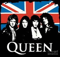 Queen General Knowledge Image detail for -Queen Union Jack TShirt – Queen T Shirts Band John Deacon, Rock Posters, Band Posters, Concert Posters, Vintage Rock, Vintage Music, Hard Rock, Queen Rock Band, Rock Festival