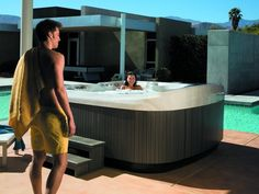 J-400 Jacuzzi Hot Tub - The 30 Coolest Hot Tubs | Complex