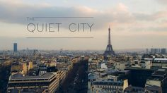 The Quiet City: Winter in Paris Claire and I. - The Quiet City: Winter in Paris Claire and I recently took a trip to France, and I filmed this during our time in Paris. Until this trip, I had only ever experienced Paris in the summer and I was. Tour Eiffel, Paris Travel, France Travel, Blackmagic Cinema Camera, Paris Video, Travel Videos, Places Of Interest, Parcs, Belle Photo