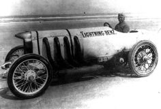 Barney Oldfield's World Record | First Super Speedway