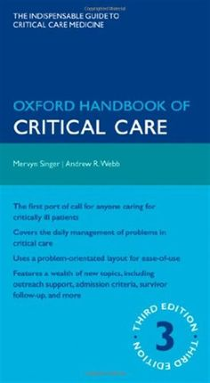 Critical Care Notes 2nd Edition Pdf Free Medical Books