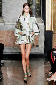 Spring Fashion 2013 Trend Asian Inspired Pucci