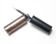 Make Up Store #Sparkling #Brown #Glitter #Eyeliner Swatches, Bilder #makeupstore