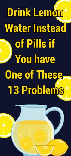 Holistic Health Remedies Drink Lemon Water Instead of Pills if You have One of These 13 Problems Health Tips For Women, Health Advice, Health And Beauty, Health And Wellness, Health Care, Health Diet, Health Fitness, Wellness Tips, Kidney Health