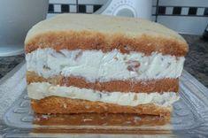 O Recheio de Leite Ninho com Abacaxi é fácil de fazer, delicioso e derrete na boca. Ele é um recheio cremoso, com sabor marcante de leite ninho e pedacinhos de abacaxi em calda feito em casa. Faça esse delicioso recheio de leite ninho e deixe os seus bolos ainda mais especiais. Confira a receita! Sweet Pie, Party Cakes, Vanilla Cake, Tiramisu, Dips, Pineapple, Cheesecake, Food And Drink, Cooking
