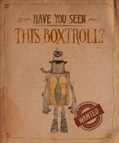 The Boxtrolls - Fish via tumblr