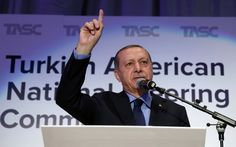 Fighting Breaks Out at Turkish Presidents Speech in New York