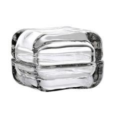 Vitriini lasirasi, Iittala on suunnitellut Anu Penttinen. Vitriini lasiastia on uusi ja kaunis tapa ...