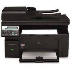 HP LaserJet Pro M1217nfw Monochrome All In One Printer