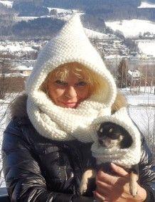 Scoodie für Hundi und Frauli selber stricken - Wolle - Anleitungen Trends, Winter Hats, Crochet Hats, Puppies, Fashion, Wool, Handmade, Tutorials, Puppys