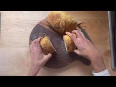 This step-by-step guide outlines how to make a high-hydration, whole wheat (-ish) sourdough boule. The step-by-steo videos show how easy sourdough can be! Sourdough Boule Recipe, Sourdough Recipes, Sourdough Bread, Bread Recipes, Graham Flour, Whole Wheat Sourdough, Types Of Flour, Rye Flour, King Arthur Flour