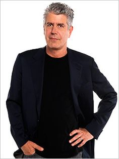 Anthony Bourdain and Eric Ripert makes a stop at the Pearl Concert Theater inside Palms Casino Resort