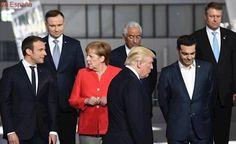 Trump pide a la OTAN centrarse en la lucha contra el terrorismo, la inmigración y las amenazas de Rusia