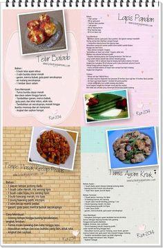 Telur balado, lapis pandan, Tempe masak kecap pedas, tumis ayam kriuk Asian Recipes, Cantaloupe, Diet Recipes, Meal Prep, Food And Drink, Menu, Fruit, Menu Board Design, Healthy Diet Recipes