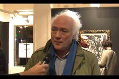 Emilio Vedova alla galleria Mazzoleni Torino - http://www.canalearte.tv/video/reportage/emilio-vedova-alla-galleria-mazzoleni-torino/