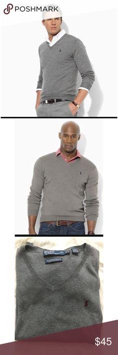 POLO RALPH LAUREN Collared Cotton Sweater. #poloralphlauren #cloth ...