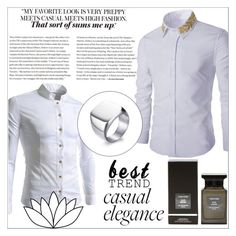 """Rosegal 73/ II"" by emina-095 ❤ liked on Polyvore featuring vintage, men's fashion, menswear, polyvoreeditorial and rosegal"