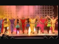 Dance Over The Rainbow - Feet Of Flames   Irish Dance