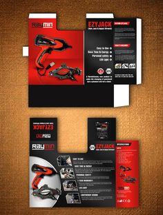 Check out this Modern, Professional Packaging Design for Hafiz Razali | Design…