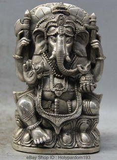 Shri Ganesh! Image from http://i00.i.aliimg.com/wsphoto/v0/32313022032_1/6-Tibet-Tibetan-Silver-Ganesh-Lord-font-b-Ganesha-b-font-Elephant-God-Buddha-font-b.jpg.