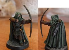 Faramir's ranger - really nice paint job