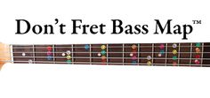 The Keys On bass Guitar Fretboard   ... flats, guitar chords and guitar scales on your guitar or Bass guitar