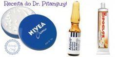 A RECEITA DO DR. PITANGUY- CREME ANTI RUGAS CASEIRO!