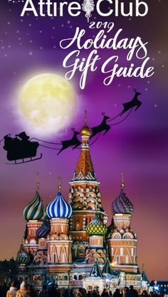 The 2019 Attire Club Holidays Gift Guide – Attire Club by Fraquoh and Franchomme Holiday Gift Guide, Holiday Gifts, Holiday Decor, Winter Holidays, Presents, Club, Seasons, Christmas Ornaments, Style Fashion