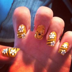 Winnie  Pooh - I want to have this done <3