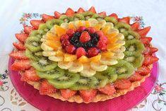 La crostata di frutta è sinonimo d'estate. I suoi colori, la buonissima frutta di stagione... non possiamo farcela mancare! La ricetta della crostata alla frutta Bimby ci