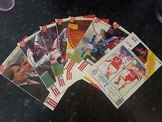 #Arsenal #football programmes #88/89/90 set rare vintage ,  View more on the LINK: 	http://www.zeppy.io/product/gb/2/311529251698/