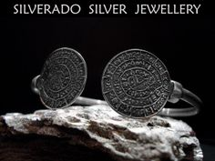 Sterling Silver 925 Double Phaistos Design by SilveradoJewellery, €48.00