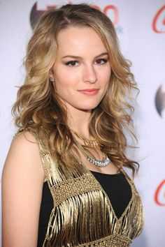 Bridgit Mendler - Z100 and Coca-Cola All Access Lounge... Even though she's just a disney star, I love her and her voice!