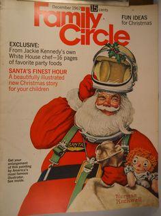 https://flic.kr/p/vJekrz | Family Circle December 1987 | $6.00 each plus Shipping.