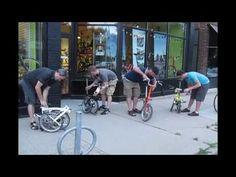 Why I ride a Brompton folding bike « Practical Biking