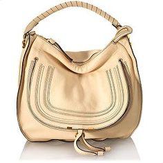 Chloe Marcie Large Hobo Handbag Handbags Bag Borrow Or Steal