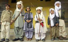 Baloch children