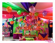 Bonitas ideas para tu próxima fiesta de Dora la Exploradora. Consigue todo para tu fiesta en nuestra tienda en línea.
