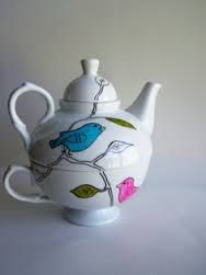tea pot for one - Google Search