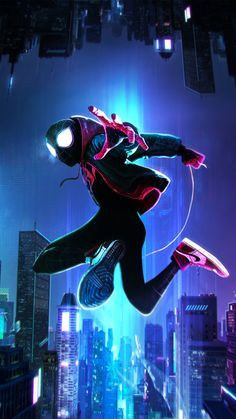 Into the Spider-Verse Wallpaper