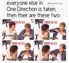 These two haha Harry and Niall