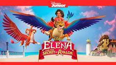 Descarga gratuitamente la Invitación de cumpleaños Elena de Avalor. Personalizables con día, hora y lugar. Lista para imprimir.